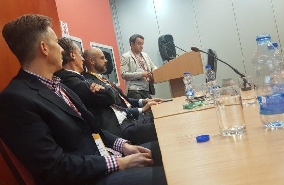 telco conference moderator