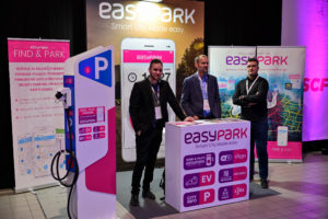 Easy park at SmartCity Festival