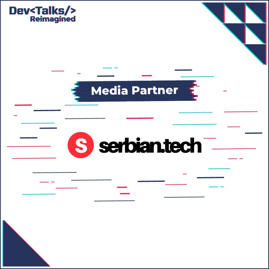 SerbianTech media partner of DevTalks Reimagined