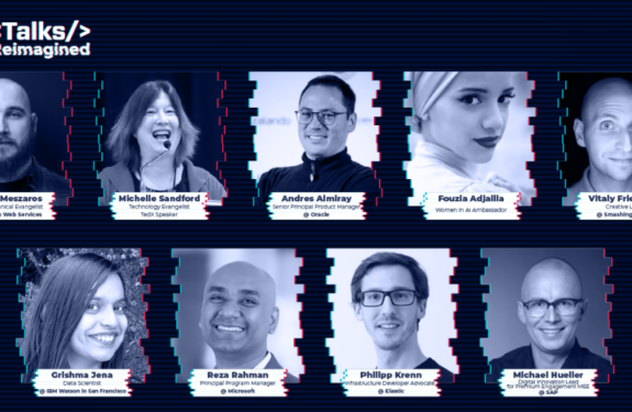 Speakers on DevTalks Reimagined 2020